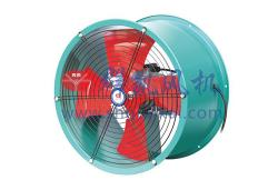 南京SF型低噪声轴流通风机